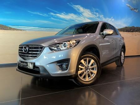 Mazda - CX-5 2.0 benzine 163pk manueel 6v