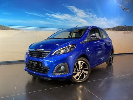 Peugeot - 108 316km! 1.0 benzine 72pk manueel