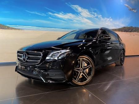 Mercedes-Benz - E300dE Break Plug-In hybrid 317pk diesel hybride
