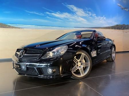Mercedes-Benz - SL63 AMG 6.3 V8 525pk Automaat