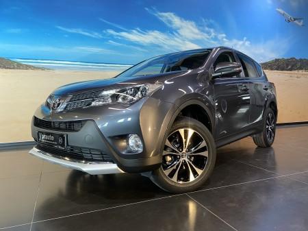 Toyota - RAV4 4x4 2.0 benzine 152pk manueel