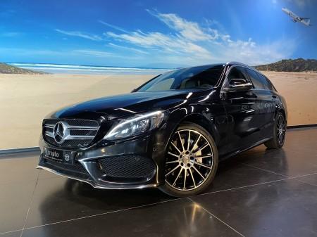 Mercedes-Benz - C300h Break hybrid 238pk automaat