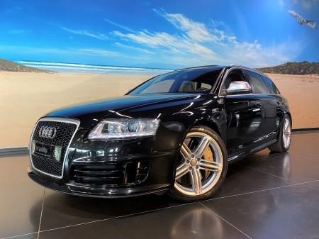 Audi - RS6 Avant Quattro 5.0 V10 730pk 800Nm by MTM