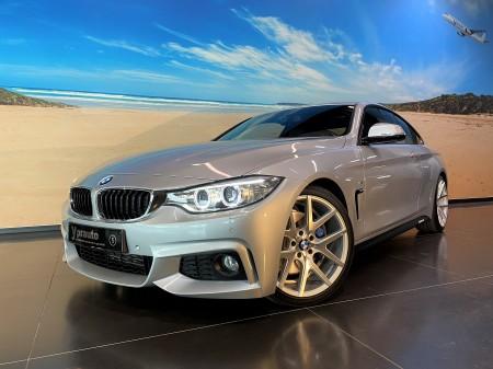 BMW - 435i Coupé 3.0 benzine 306pk manueel