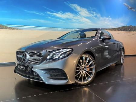 Mercedes-Benz - E220d Cabrio 194pk automaat