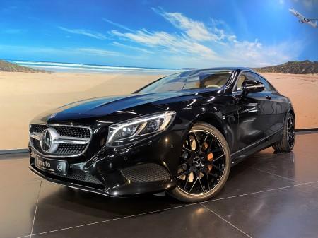 Mercedes-Benz - S500 4Matic 4.7 V8 Bi Turbo 455pk automaat