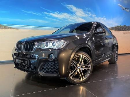BMW - X4 Xdrive 20i 184pk automaat